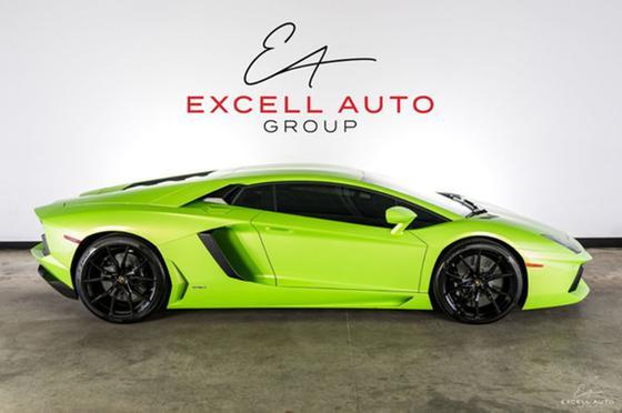 2014 Lamborghini Aventador :24 car images available