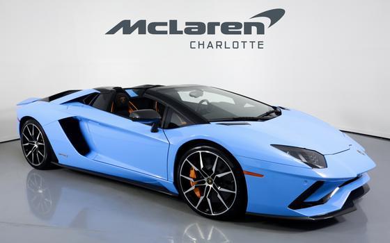 2018 Lamborghini Aventador :24 car images available