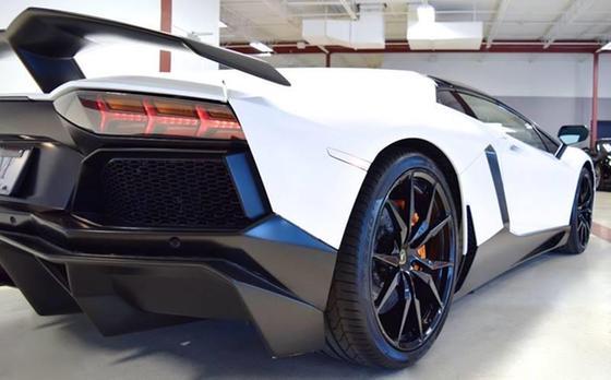 2015 Lamborghini Aventador Lp700 4 Roadster For Sale In