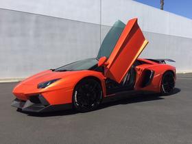 2014 Lamborghini Aventador LP700-4 Roadster:20 car images available