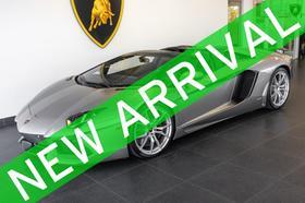 2014 Lamborghini Aventador LP700-4 Roadster:24 car images available