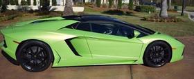 2015 Lamborghini Aventador LP700-4 Roadster:16 car images available