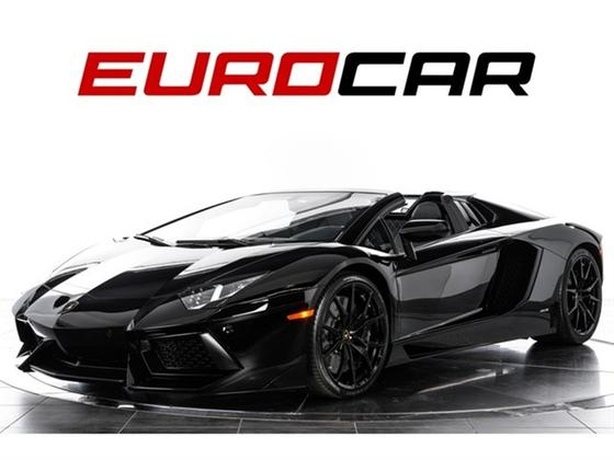2016 Lamborghini Aventador LP700-4:24 car images available