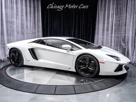 2012 Lamborghini Aventador LP700-4