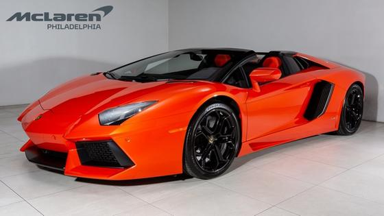 2015 Lamborghini Aventador LP700-4:21 car images available
