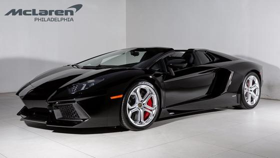 2014 Lamborghini Aventador LP700-4:20 car images available