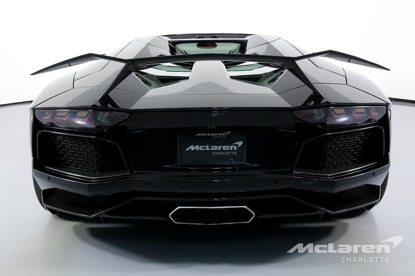 2014 Lamborghini Aventador LP700-4