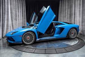 2017 Lamborghini Aventador LP740-4S:24 car images available