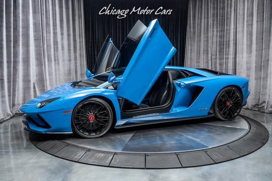 2017 Lamborghini Aventador LP740-4S:24 car images available