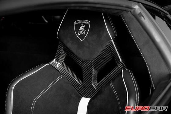 2016 Lamborghini Aventador LP750-4 Superveloce