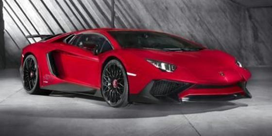 2016 Lamborghini Aventador LP750-4 Superveloce : Car has generic photo