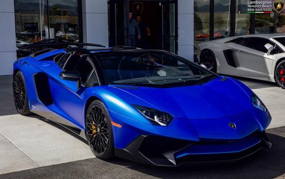 2017 Lamborghini Aventador LP750-4 Superveloce:24 car images available
