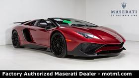 2017 Lamborghini Aventador LP750-4 Superveloce:23 car images available