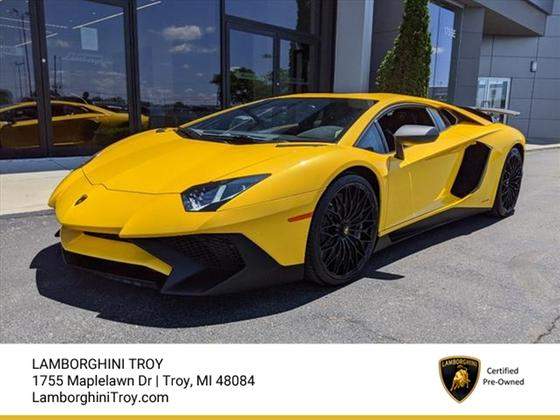 2017 Lamborghini Aventador LP750-4 Superveloce:22 car images available