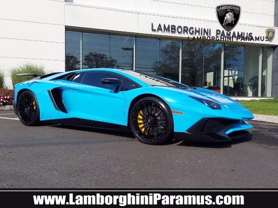 2017 Lamborghini Aventador LP750-4 Superveloce:24 car images available