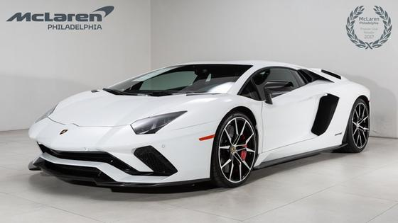 2018 Lamborghini Aventador S:21 car images available