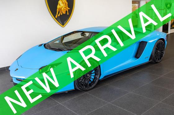 2018 Lamborghini Aventador S:24 car images available