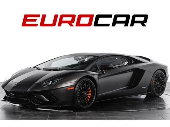 2018 Lamborghini Aventador S:24 car images available