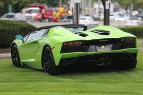 2019 Lamborghini Aventador S