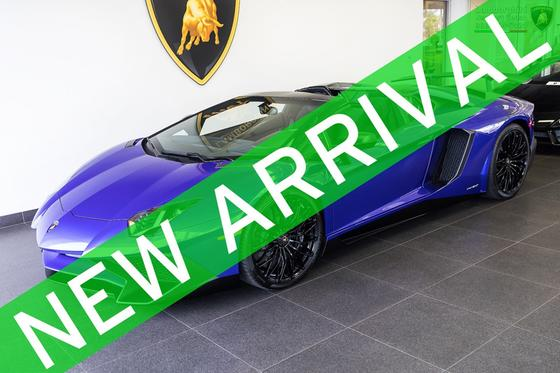 2017 Lamborghini Aventador SV Roadster:24 car images available