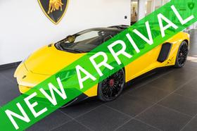 2017 Lamborghini Aventador SV Roadster:24 car images available