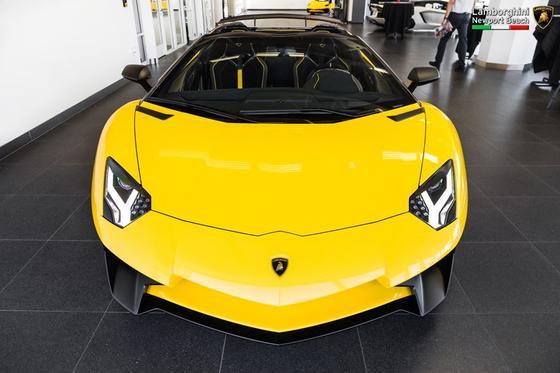 2017 Lamborghini Aventador Sv Roadster For Sale In Costa