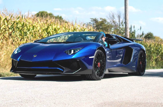 2017 Lamborghini Aventador SV:14 car images available
