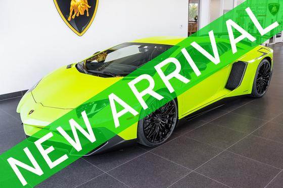 2017 Lamborghini Aventador SV:24 car images available