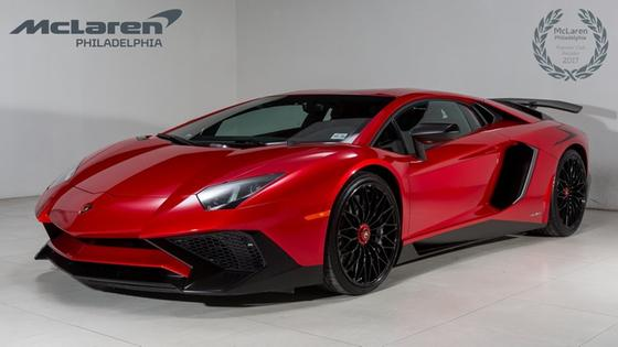 2016 Lamborghini Aventador SV:22 car images available