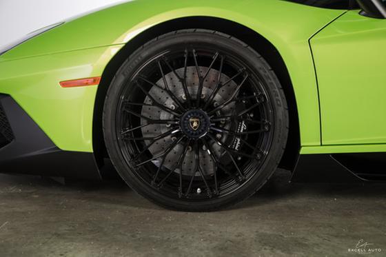 2016 Lamborghini Aventador SV