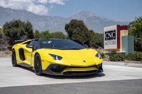 2017 Lamborghini Aventador SV:24 car images available