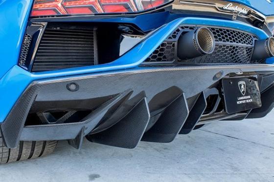 2020 Lamborghini Aventador SVJ