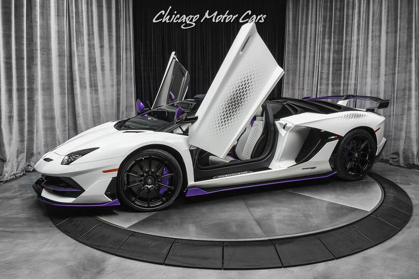 2021 Lamborghini Aventador SVJ:24 car images available