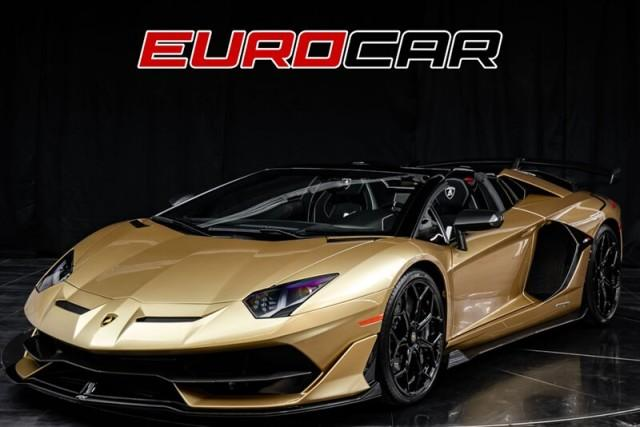 2020 Lamborghini Aventador SVJ:24 car images available