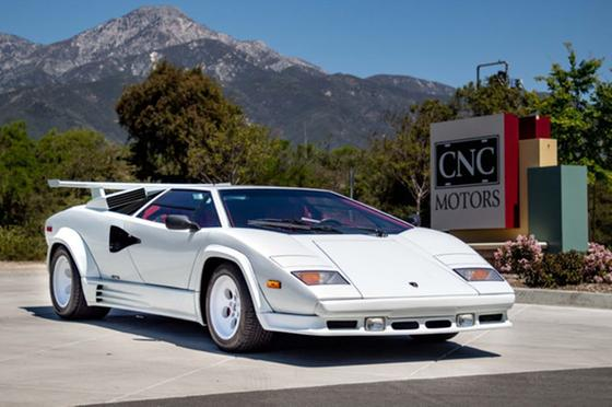 1988 Lamborghini Countach :24 car images available