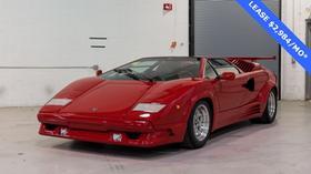 1990 Lamborghini Countach 25th Anniversary:10 car images available