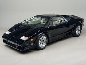 1989 Lamborghini Countach 25th Anniversary:15 car images available
