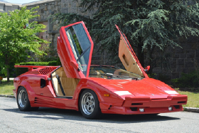 1989 Lamborghini Countach 25th Anniversary:9 car images available