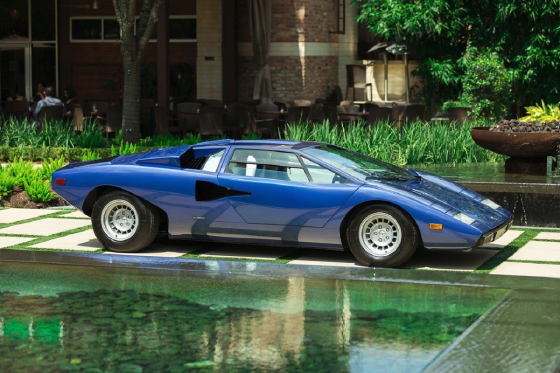 1976 Lamborghini Countach LP400:6 car images available
