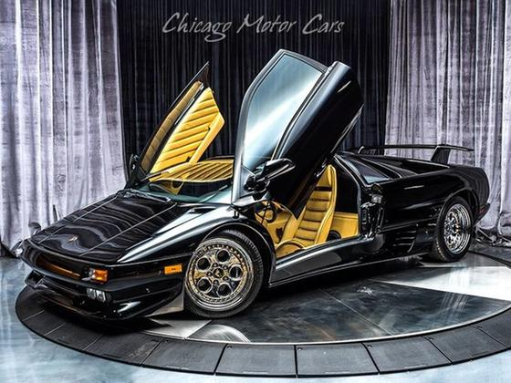 1994 Lamborghini Diablo Coupe:24 car images available