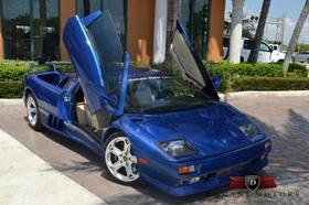 1999 Lamborghini Diablo Roadster:24 car images available