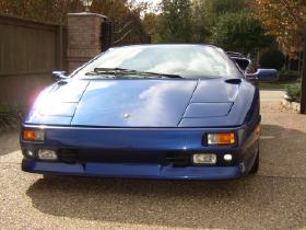 1996 Lamborghini Diablo Roadster