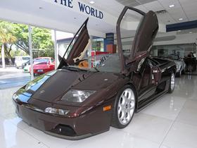 2001 Lamborghini Diablo SE:24 car images available