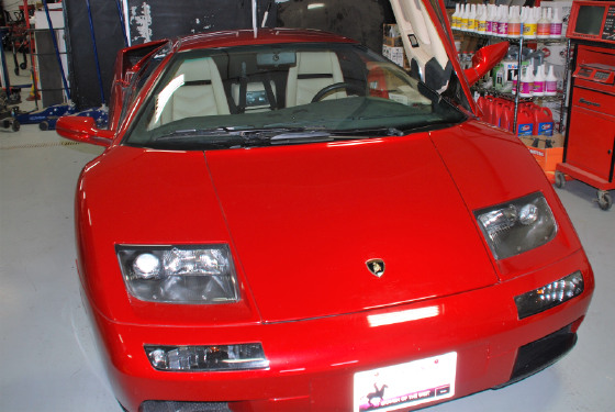 2001 Lamborghini Diablo VT:12 car images available