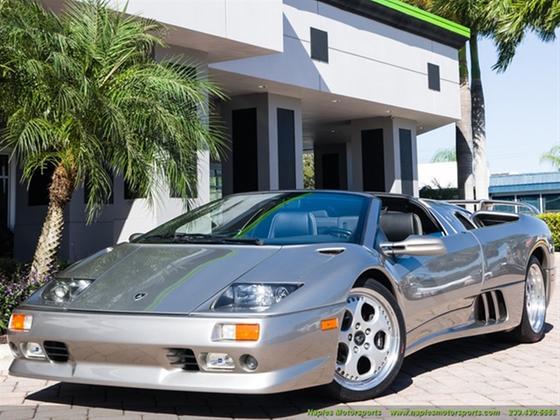 1999 Lamborghini Diablo VT