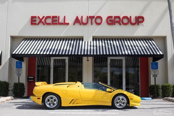1996 Lamborghini Diablo VT:24 car images available