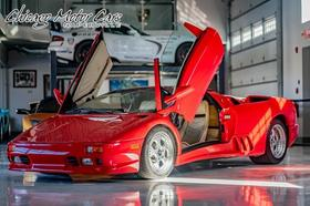 1997 Lamborghini Diablo VT:24 car images available