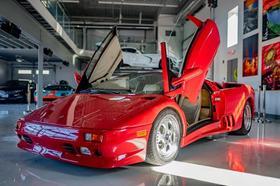 1997 Lamborghini Diablo VT
