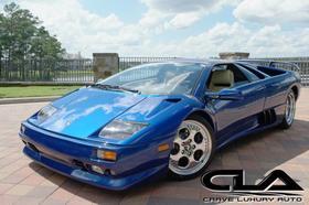 1999 Lamborghini Diablo VT:24 car images available