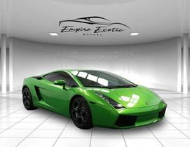 2004 Lamborghini Gallardo :24 car images available